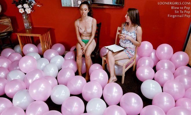 Looner Girls - Blow to Pop - Julia & Madison