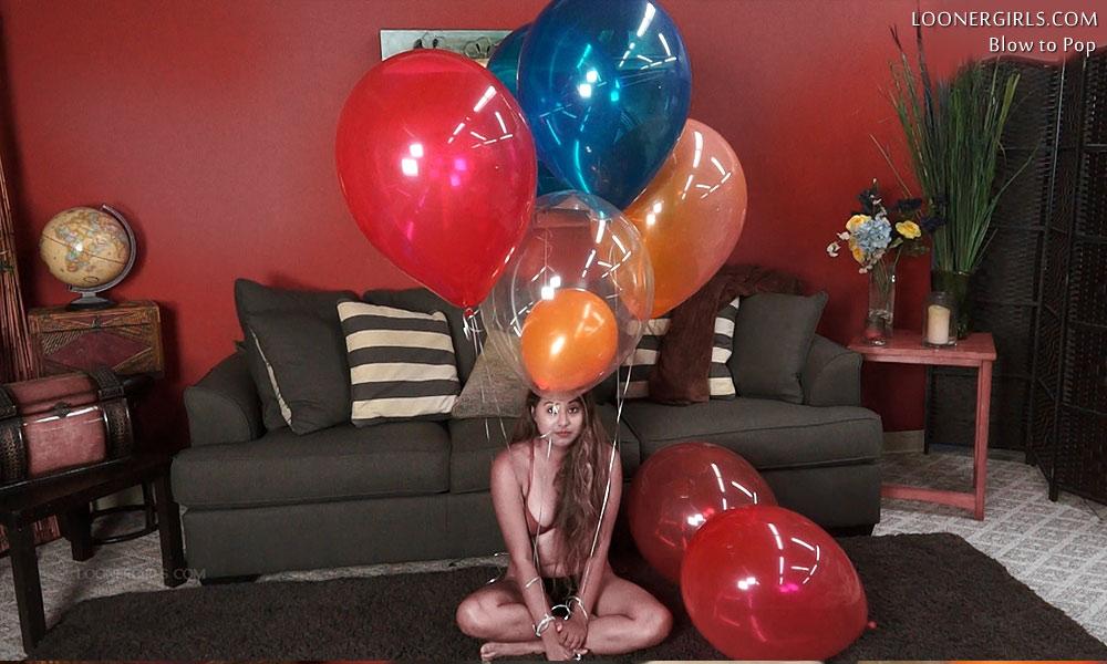 Looner Girls - Blow to Pop - Vivian