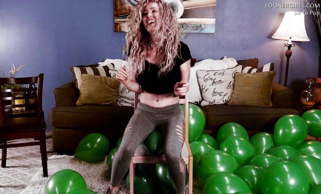 Sit to Pop - Looner Girls - Heidi